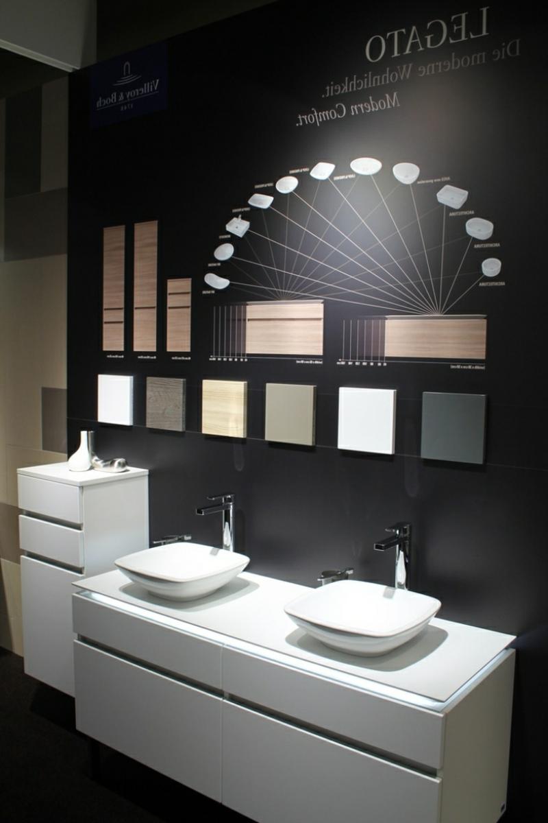 Doppelwaschtisch auswählen moderne Designs