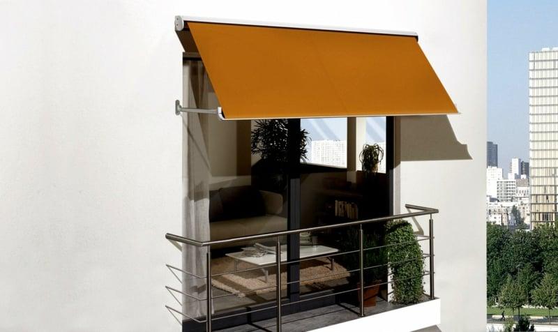 Balkonmarkise Vorteile Sonnenschutz