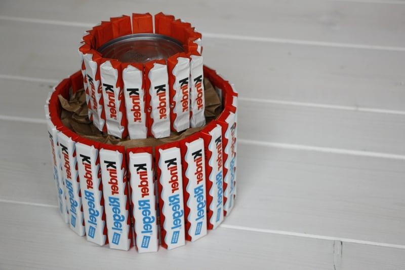 DIY Torte aus Kinderrreigeln leicht und lecker