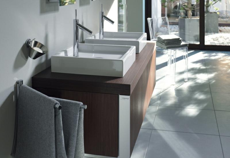 Aufsatzwaschbecken praktische Vorteile