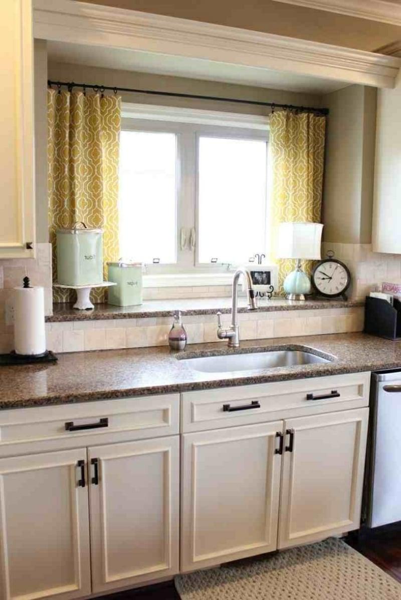Küchengardinen auswählen Ideen und Anregungen