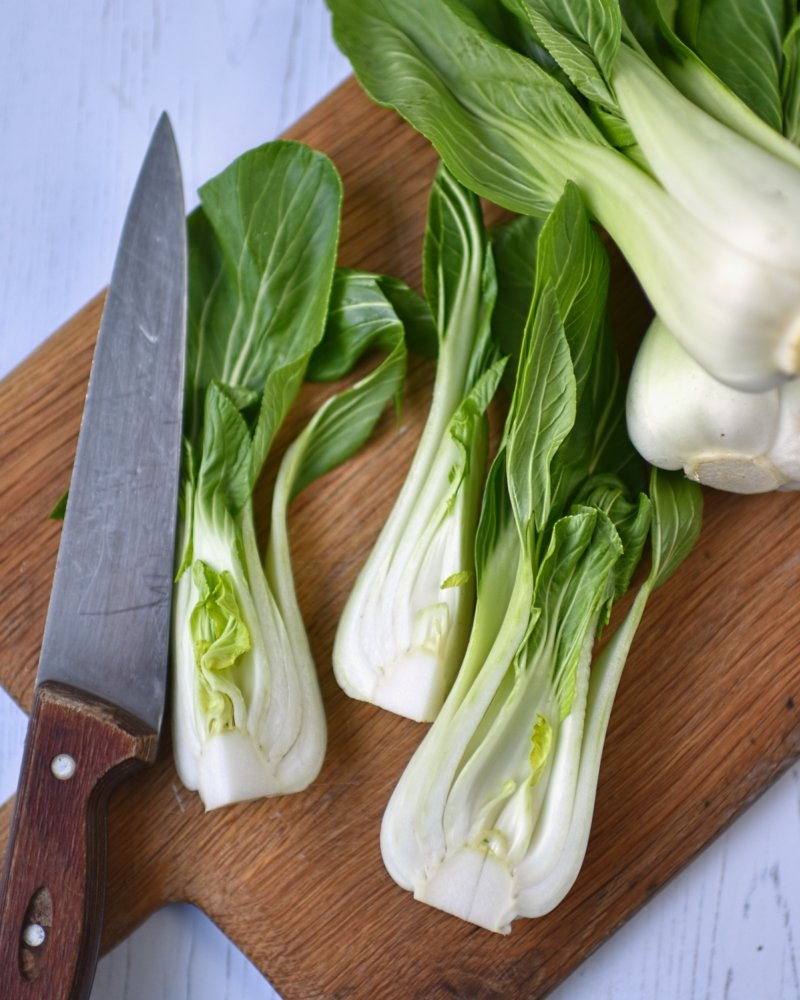 Kochen mit Pak Choi Rezeptideen