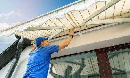 Markise Balkon selbst montieren