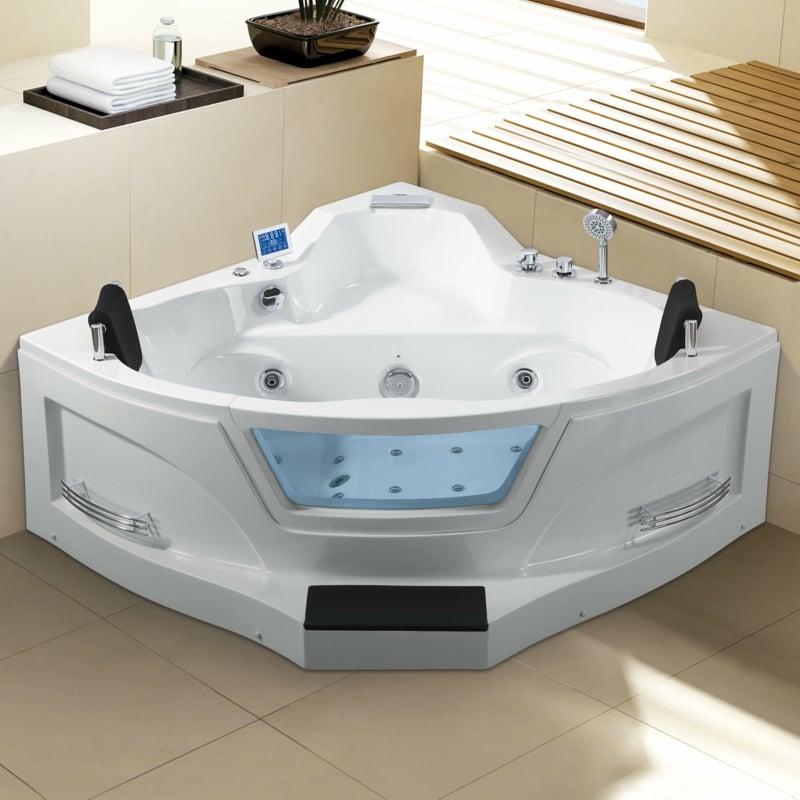 Jacuzzi für das eigene Bad zwei Personen
