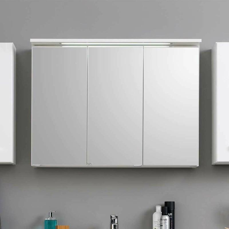 Schrank Spiegeloberfläche minimalistischer Stil