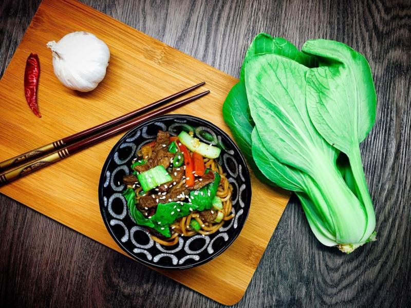 leichte Pak Choi Rezepte mit Fleisch