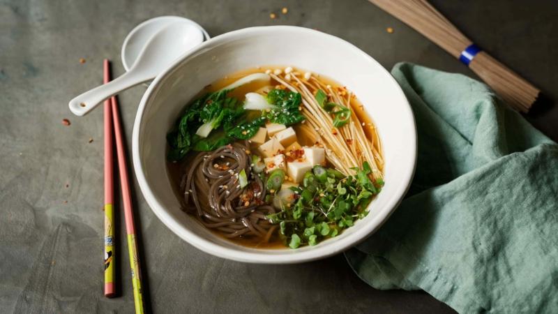 Suppen Rezepte chinesischer Blattkohl