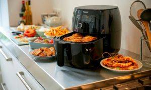 Kochen mit Airfryer
