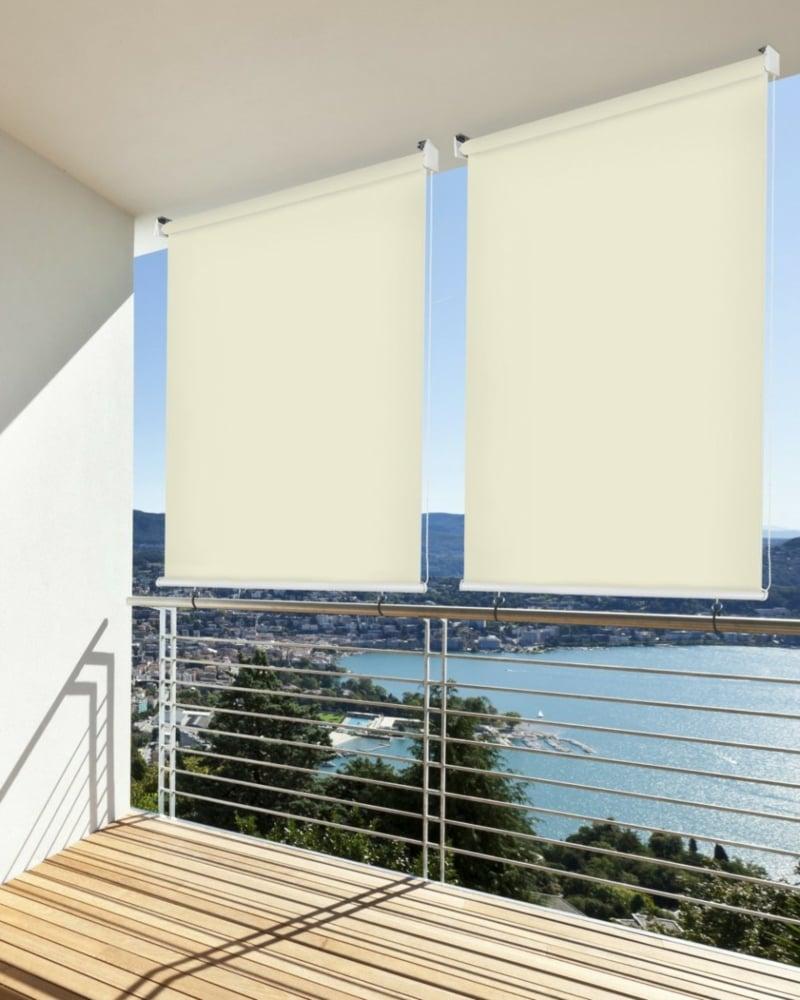 Markise Balkon vertikal