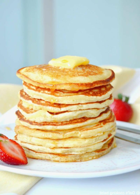 American Pancakes Rezept 3 leckere Ideen