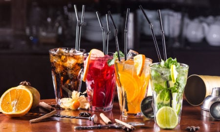 alkoholfreie Cocktails leckere Rezepte