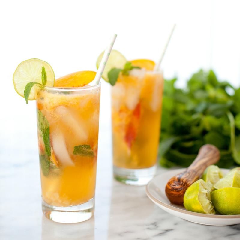 alkoholfreier Mojito selber zubereiten