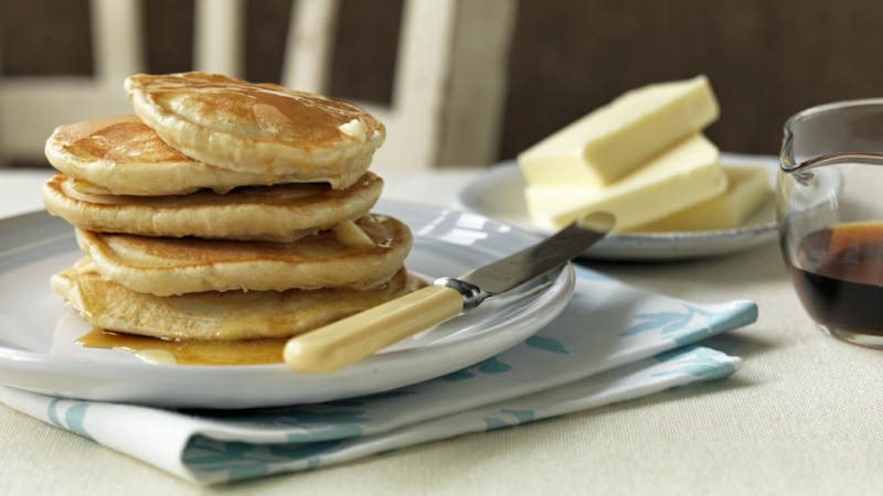 American Pancakes Rezept fluffig