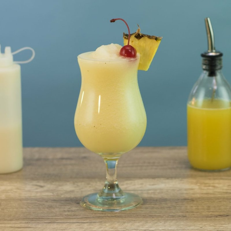 Pina Colada selber machen ohne Alkohol