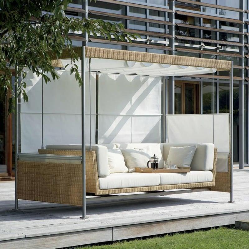 Gartenschaukel elegantes Design