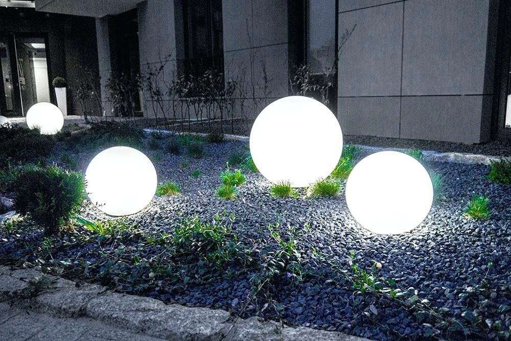 Die Solar Leuchtkugeln: der neue umweltbewusste Trend für die Beleuchtung