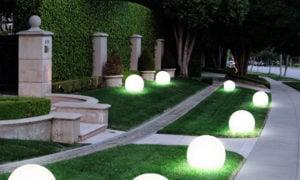 Solar Leuchtkugeln sind inovativ und umweltfreundlich