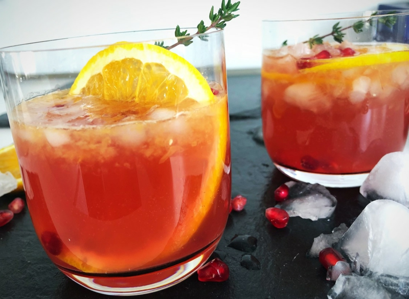 alkoholfreie Cocktails Sunny Morning Rezept