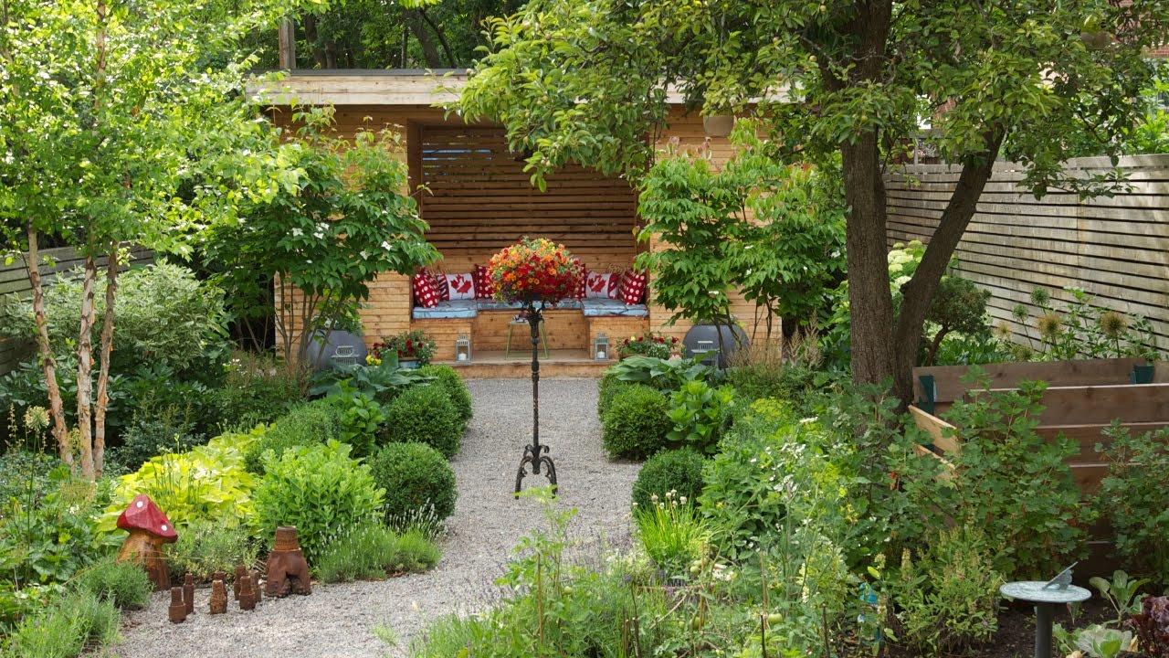 Ihren Garten ästhetisch gestalten ist manchmal eine schwere Aufgabe!