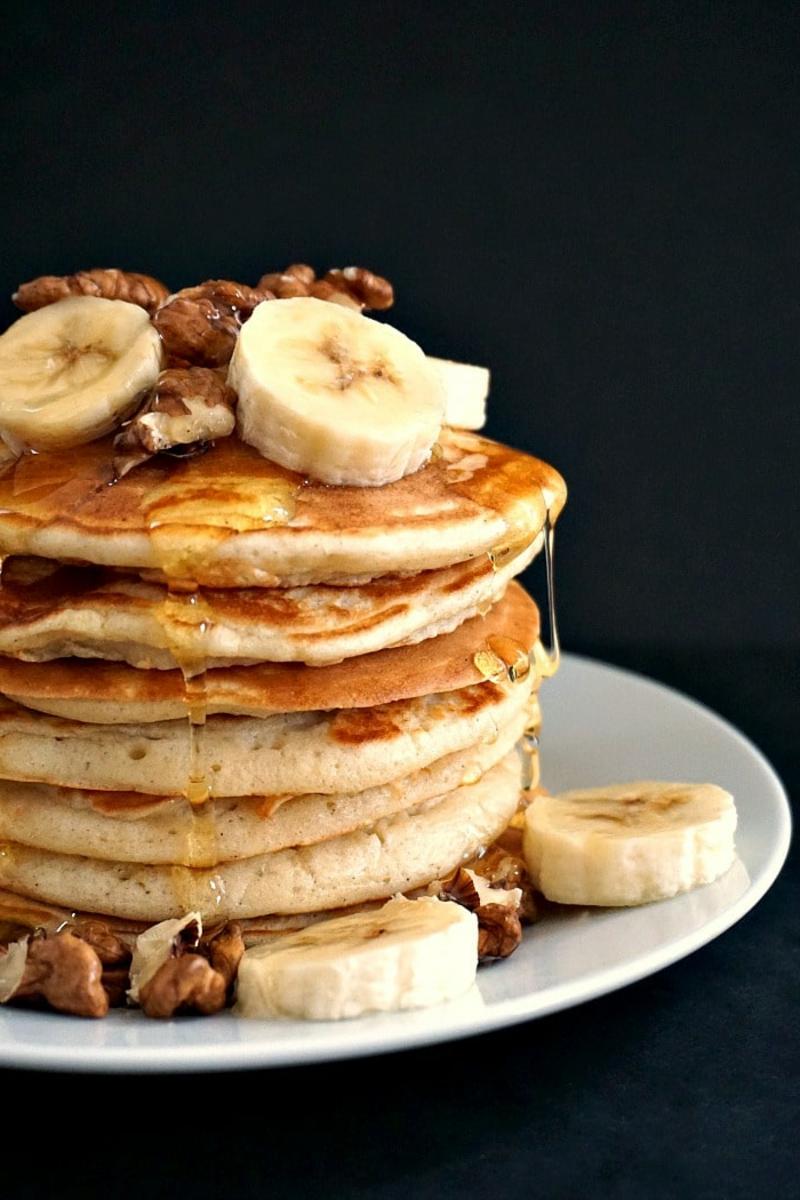 American Pancakes Rezept vegan