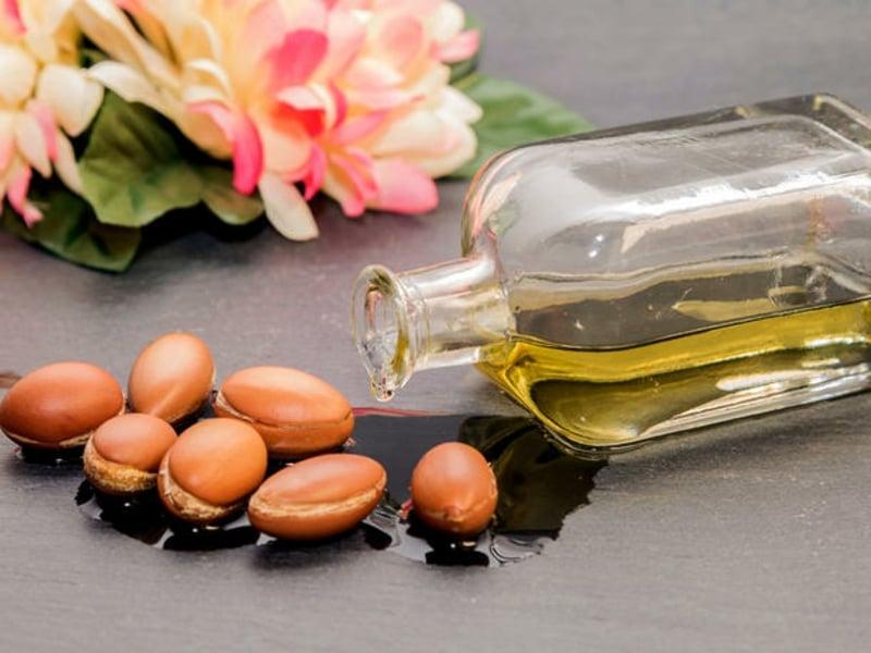 Argan Öl hat eine feuchtigkeitsspendende Wirkung