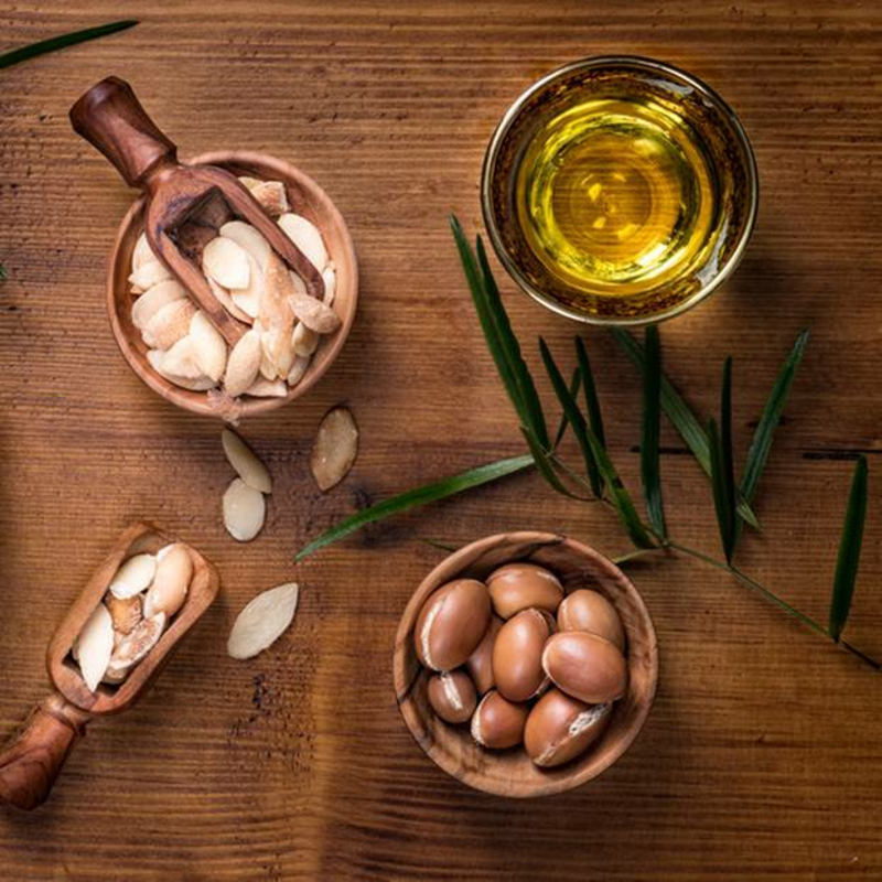 Arganöl verwenden gegen Akne und Hautprobleme