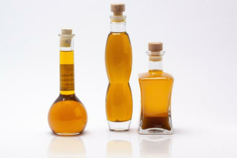 Arganöl aufbewahren Flaschen