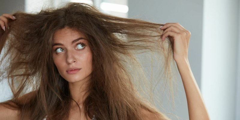 Arganöl erste Hilfe bei trockenen Haaren