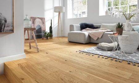 Modernen Bodenbelag für Ihr Wohnzimmer