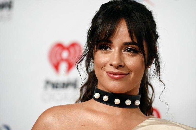 Curtain Bangs Camila Cabello