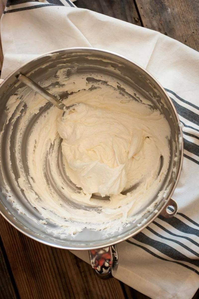 Cheesecake Creme zubereiten