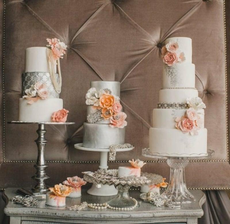 Torten für die Hochzeit auswählen