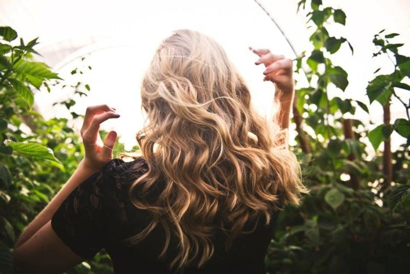 Haarverlängerung Styling Ideen Extensions