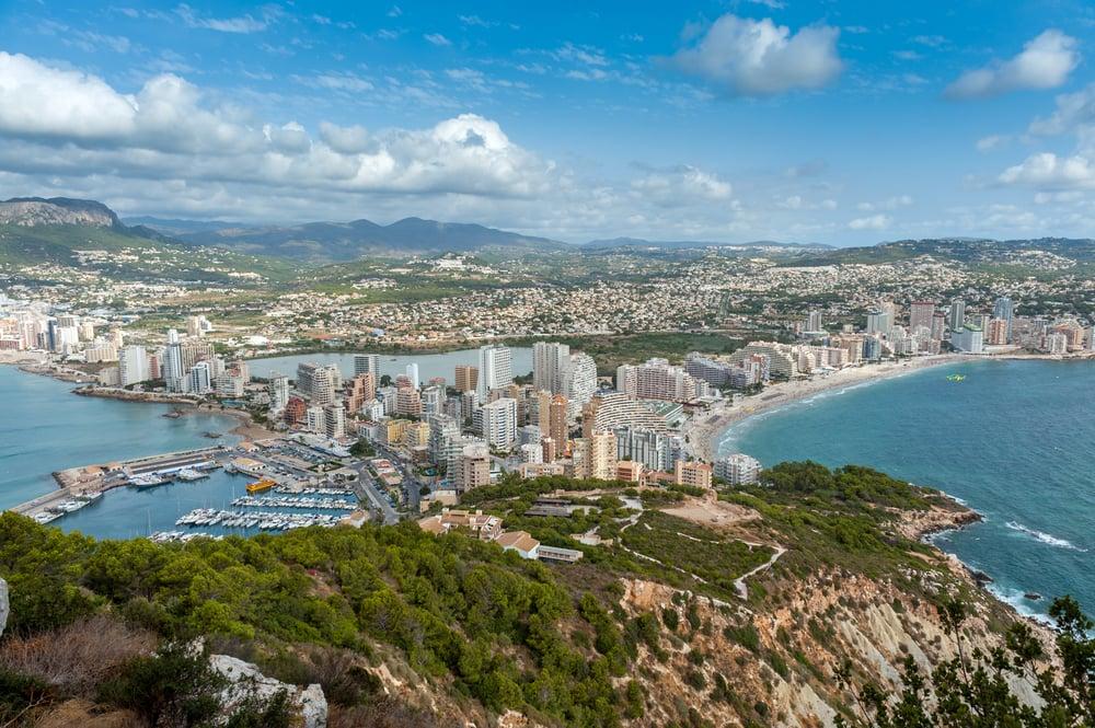 Ferien in Gran Canaria und Alicante: Schöne Aussicht