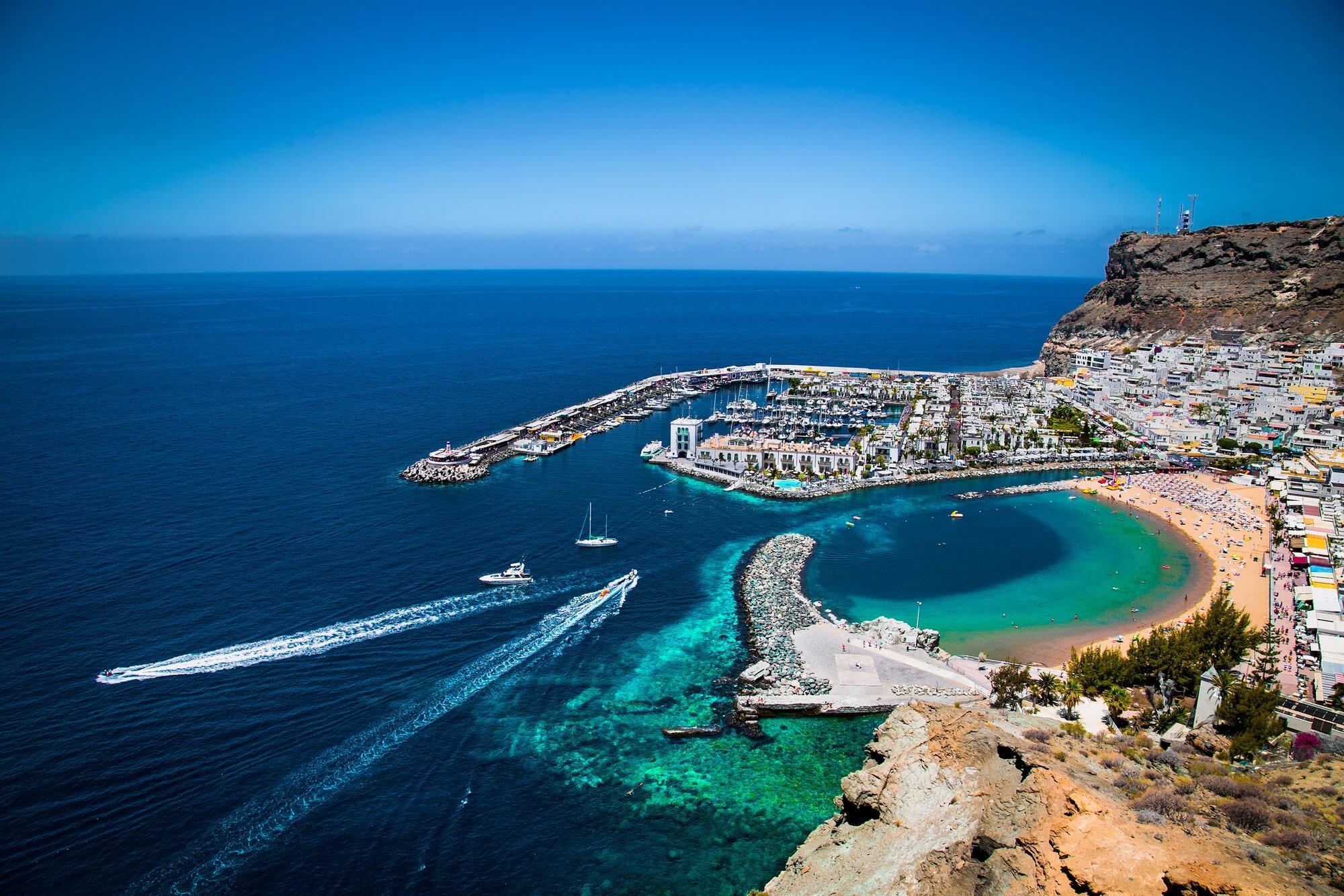 Ferien in Gran Canaria und Alicante: Traumreiseziel