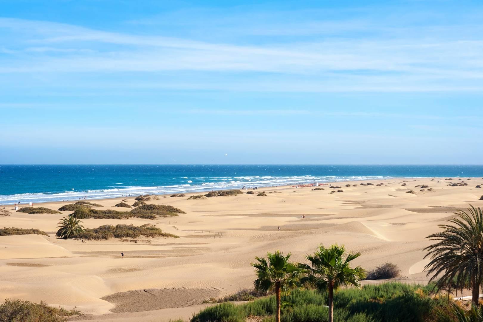 Ferien in Gran Canaria und Alicante: Unberührte Strände