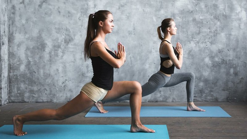 Abnehmen Fitness