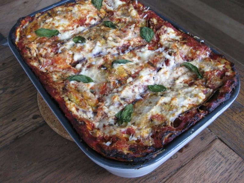 vegetarische Lasagne schmackhafte Rezepte