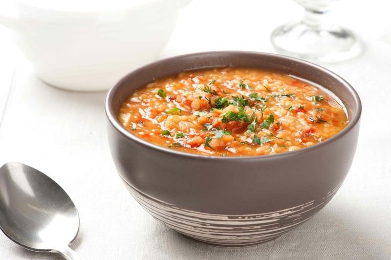 pikante Suppen Chilipulver Rezept