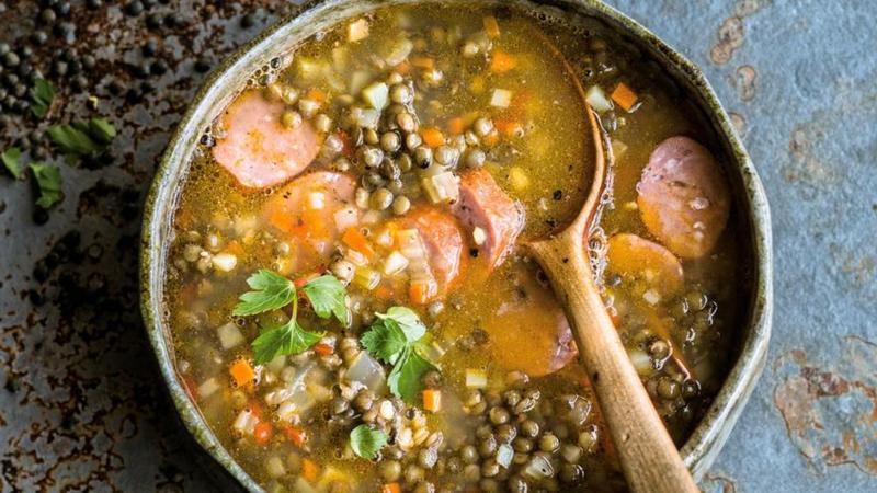 Suppe kochen Ideen und Anregungen