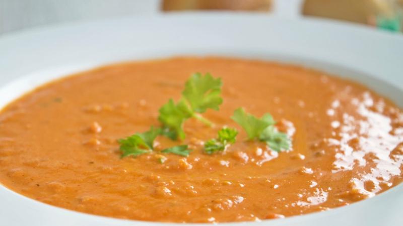 schnelle Rezepte für Suppen