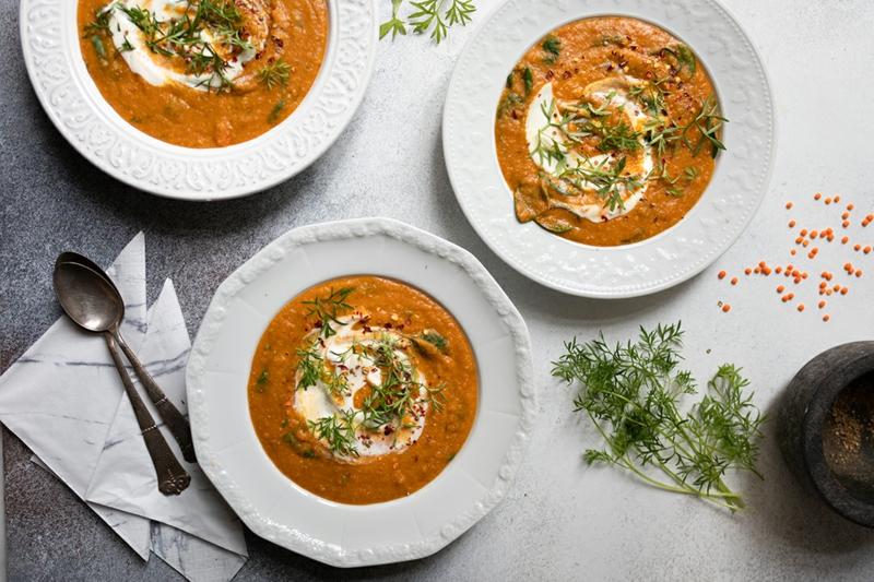 schnelle Rezepte Suppen