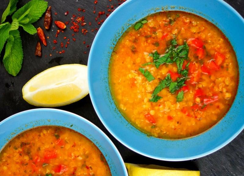 Suppen mit Chili Rezepte