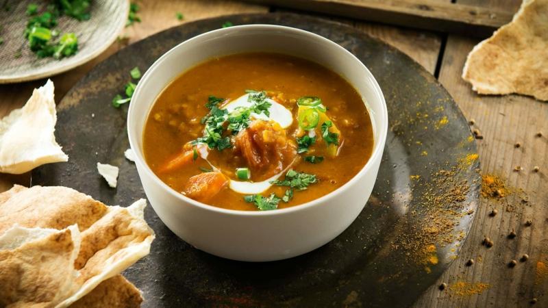 leckere Suppen Rezeptideen