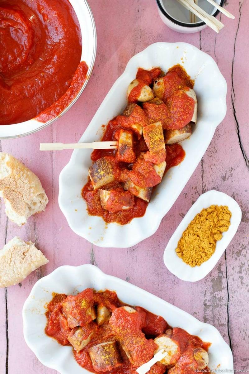 Currywurst Rezept Ideen und Anregungen