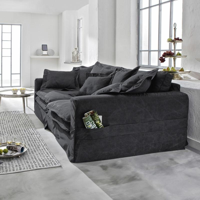 XXL Sofa für das Wohnzimmer: moderne & bequeme Designs