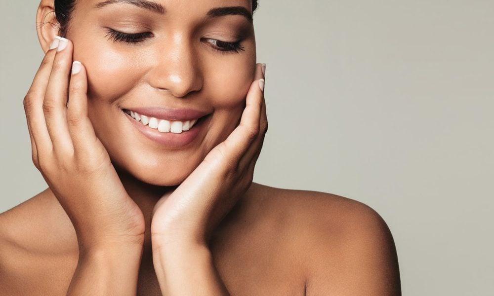 Strahlende Haut: nützliche Hinweise
