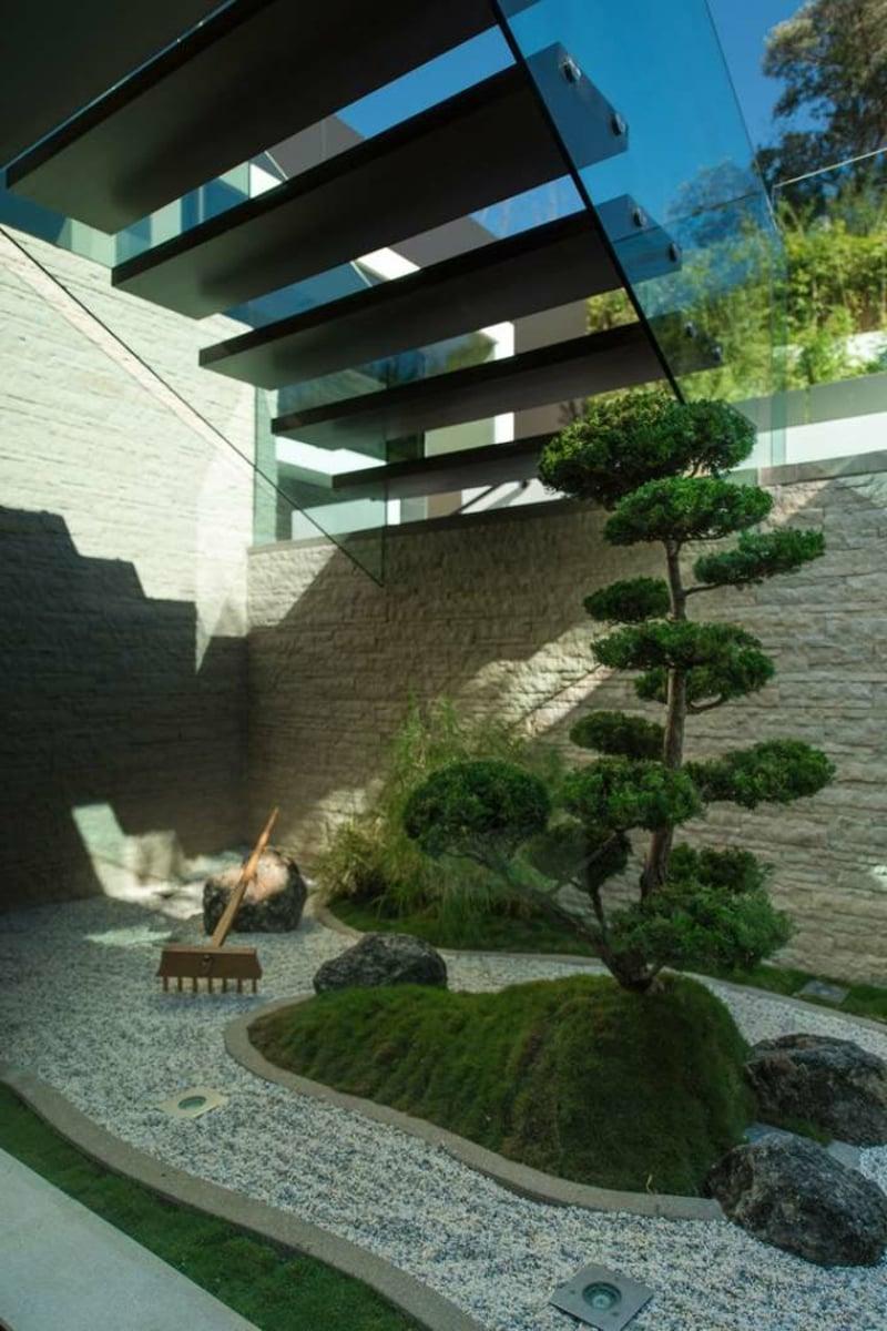 Zen Garten Pflanzenarten
