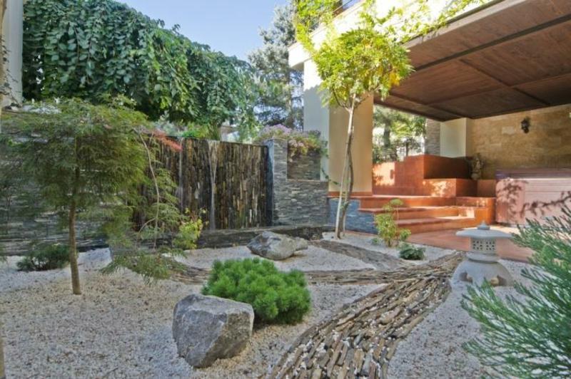 Steingarten anlegen japanischer Art