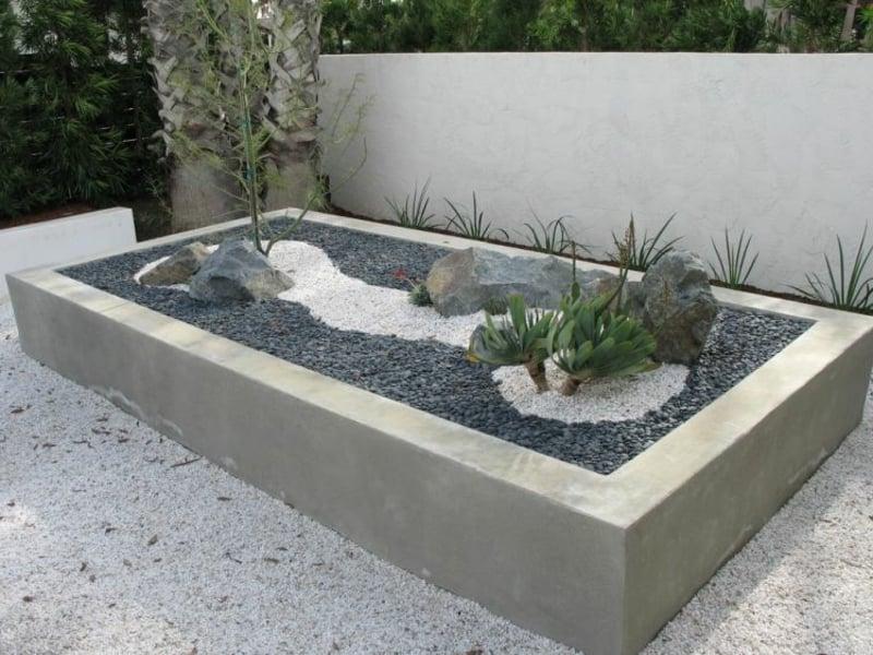 Gartengestaltung nach japanischer Art